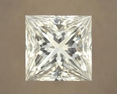 A princess cut diamond stone