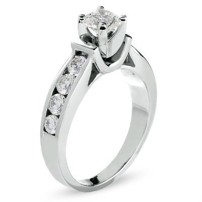 zales diamond engagement rings