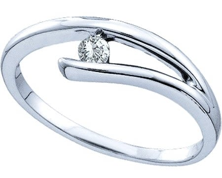 Custom cheap diamond wedding rings