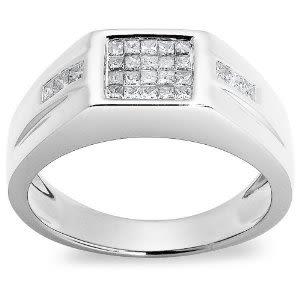 Mens Diamond Rings Did Guys Start Wearing Diamonds