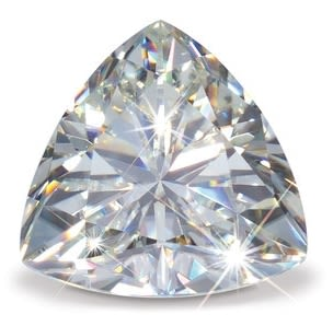 moissanite diamonds were discovered in fragments of a meteorite