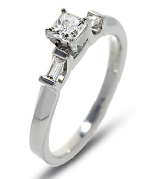 platinum diamond engagement rings should have FTC markings on them