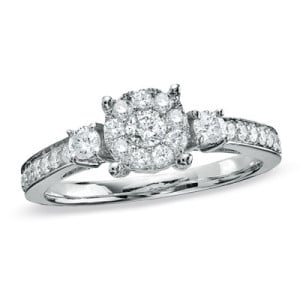 Diamond Engagemnt Rings