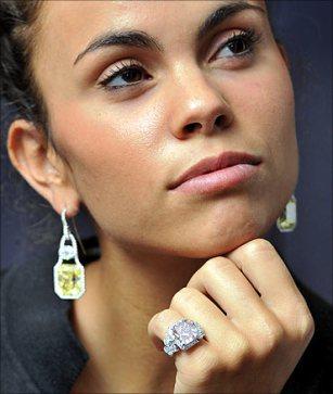 global diamond demand